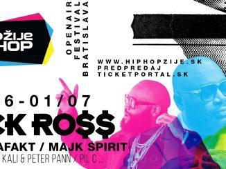 """Festival """"Hip-Hop Žije"""" zverejnil line up, interpreti si chystajú špeciálny program!"""