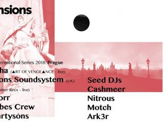 Dimensions Prague with Aril Birkha & Dimensions Soundsystem