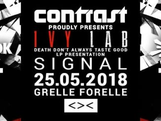 CONTRAST – Outlook Festival Official Vienna Launch Party 2018