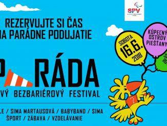 Už tento víkend zažijú Piešťany výnimočný festival s názvom Paráda!