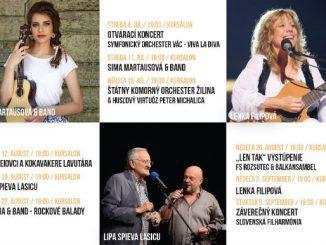 Najstarší festival vážnej hudby v strednej Európe sa otvára širšej vekovej kategórii. Pozýva na koncert Slovenskej filharmónie, ale aj Simy Martausovej!