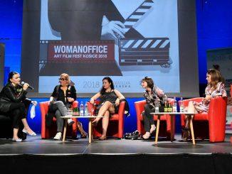 Úspešné filmárky na Art Film Feste diskutovali o postavení žien vo filmovom biznise!