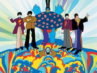 Legendárnu Žltú ponorku s členmi Beatles premietne  v obnovenej svetovej premiére Kino Lumière!