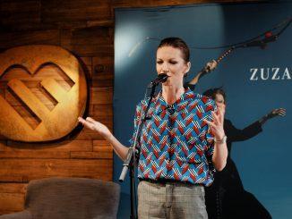 """Zuzana Smatanová uviedla do života nový album """"Echo"""" aohlásila jesenné turné!"""