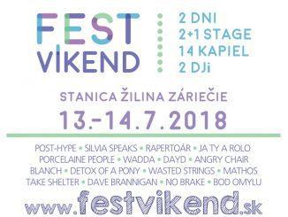 FEST VÍKEND 2018 – ŽILINA