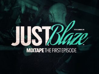 Dj MeSs predstavuje Just Blaze Mixtape.