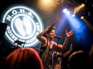 Medzinárodná hudobná úderka N.O.H.A. sa na jeseň  opäť ukáže v Bratislave!
