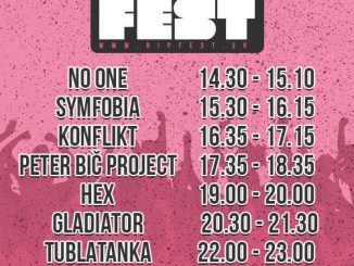 Na RIPfeste vo Veľkých Ripňanoch zahrajú Gladiator, HEX aj Peter Bič Project!