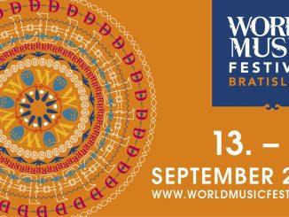 World Music Festival už po  tretíkrát v  centre Bratislavy!