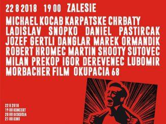 Mimoriadna návšteva a koncert Michaela Kocába na Slovensku na podujatí 1968 – DEŇ PO!