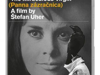 Vzahraničí vychádza blu-ray so slovenským filmom, je ním Panna zázračnica Štefana Uhra.