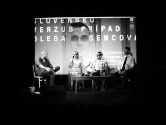Film Proces: Ruský štát verzus Oleg Sencov sa podarilo získať pre Slovensko!