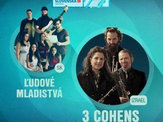 Jazzáky s Ľudovými Mladistvami a 3 Cohens Sextet už v sobotu!