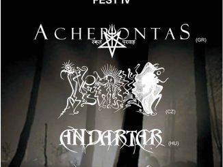 AFTERDARK Fest vol. IV – ACHERONTAS s INFERNO zakľajú Nitru!