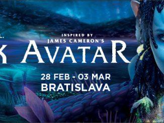 Na Slovensko mieri Cirque du Soleil s  predstavením TORUK – The First Flight (prvý let), šou inšpirovanou filmom  Jamesa Camerona – Avatar!