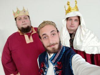 Divadlo hudby predstaví Slamenú rozprávku na hrade Ľupča!