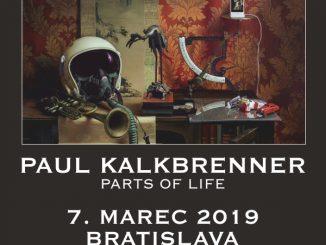 Paul Kalkbrenner ohlasuje svojho predskokana pre slovenských fanúšikov.