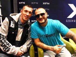 Raper Rytmus vstupuje do sveta MMA ligy!