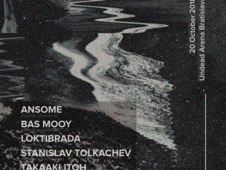 Svetové underground techno opäť vBratislave! : PVC x MORD x Undead.
