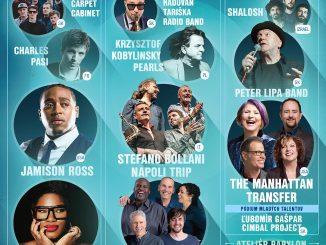 Najúspešnejší jazz súčasnej Ameriky! Už budúci týždeň v Bratislave.