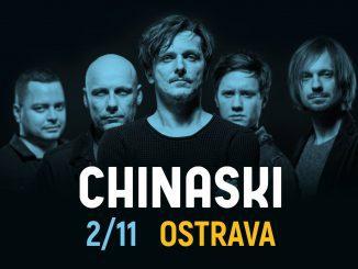 Chinaski zmenší festivalovou show a vyrazí s ní do Ostravy.