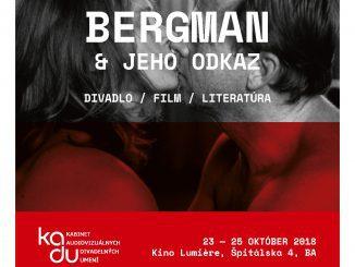 Odkaz tvorby Ingmara Bergmana si na seminári pripomenú viaceré slovenské osobnosti.