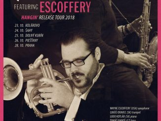 Lukáš Oravec Quartet feat Wayne Escoffery (USA)