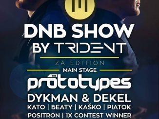 Obľúbená noc DnB show by III Trident má ďalšie pokračovanie!