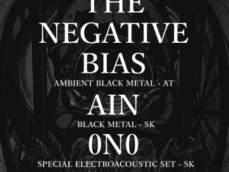 Goath, The Negative Bias, Ain, 0N0: 27. októbra vo Fuge!