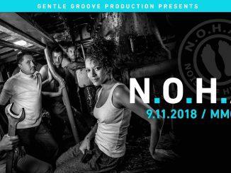 Bratislavu čaká piatková párty s kapelou N.O.H.A., okrem Tu Café zaznie aj novinka Patata Puta.