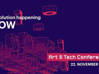 Integrácia umelej inteligencie do umenia? Nechajte sa uniesť programom festivalu Art & Tech Days 2018.