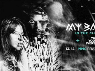 My Baby už o 2 týždne v Bratislave, predskokani The Youniverse v MMC pokrstia debutový album.