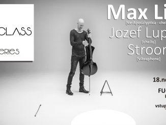Max Lilja – od vážnej hudby k metalu až k elektronike