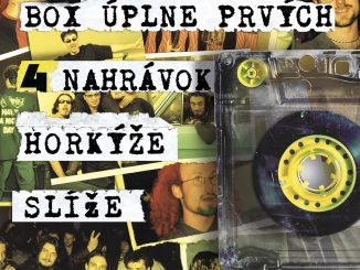 HORKÝŽE SLÍŽE vydávajú ich Prvý slíž a 4CD box s prvými nahrávkami.