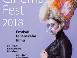 Filmy renomovaných režisérov aj úspešné debuty –taká je ponuka tohtoročného festivalu talianskeho filmu MittelCinemaFest.