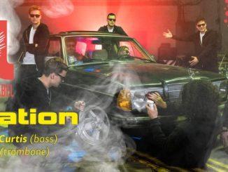 """Jungle Label, funky partia z východu vydáva nový singel """" Gas station""""."""