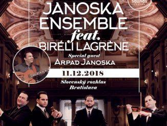 Fenomenálny Janoska Ensemble vypredal slovenské koncerty vrekordnom čase.