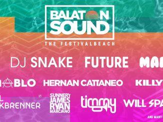 BALATON SOUND 2019 OHLASUJE 1. FÁZU LINE UPU, NA ČELE S MENAMI AKO MARSHMELLO, ARMIN VAN BUUREN, DJ SNAKE & PAUL KALKBRENNER.