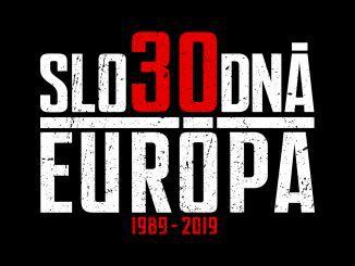 Vroku 2019 bude mať SLOBODNÁ EURÓPA tridsiatku, oslávi to výročným turné 30 ROKOV TOUR 2019!