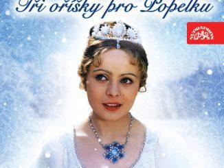 Nedožité 80. narodeniny Karla Svobodu a45 rokov od premiéry Tři oříšky pro Popelku:Vychádza nová nahrávka nezabudnuteľných melódií znajobľúbenejšej vianočnej rozprávky.