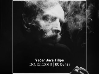 """""""Kto nie je na webe, ten neexistuje."""" V Bratislave sa bude krstiť online identita legendárneho Jara Filipa."""