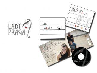 Lady Praga vydává nové album Bez retuší.