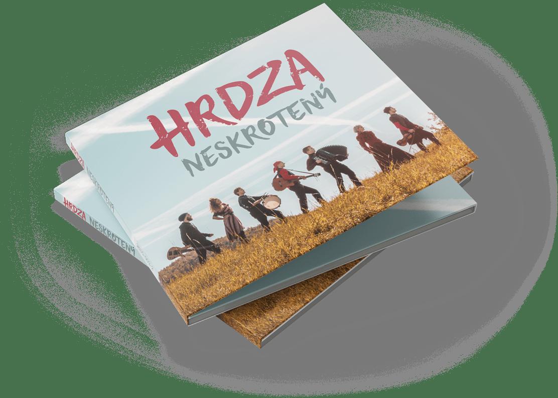 Skupina HRDZA predstavuje nový album a klip.