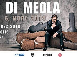 Al Di Meola / Opus & More 2019