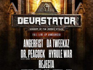 Devastator Hall představuje kompletní line-up. Dorazí i démonický Angerfist!