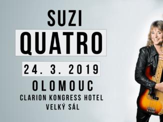 Suzi Quatro live 2019 / Olomouc
