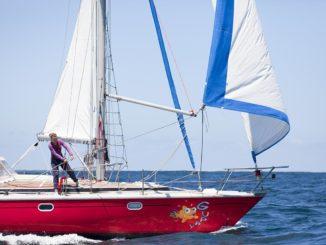 Holandská jachtárka Laura Dekker v16 rokoch oboplávala zemeguľu sólo apríde na jubilejný 20. ročník festivalu HORY AMESTO.