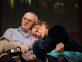 Milan Kňažko po prvý raz v Divadle Bolka Polívku v Brne,premiéra komédie Horská dráha bude už v piatok 11. januára 2019.