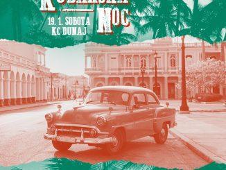 Kubánska noc v KC Dunaj.