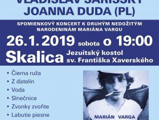Koncerty, nové nahrávky, publikácie – dielo Mariána Vargu žije ďalej vďaka jeho priateľom a obdivovateľom.